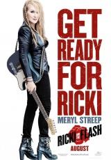 "Carátula del DVD: ""Ricki"""