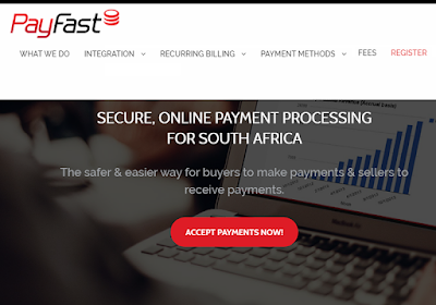 PayFast works with dozens of powerful eCommerce platforms