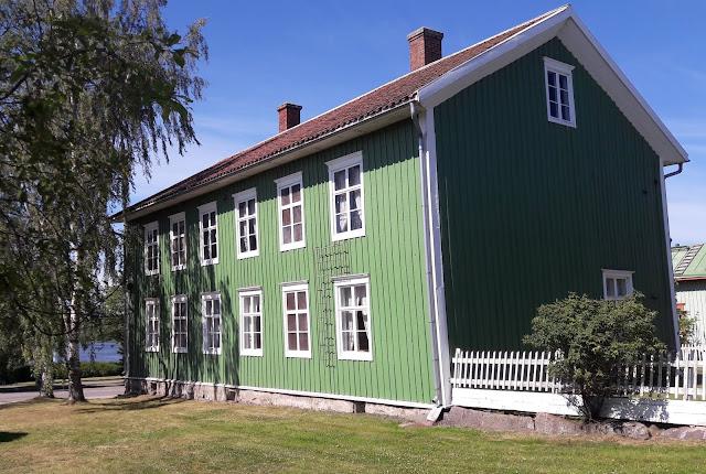 Soveliuksen talo Raahe