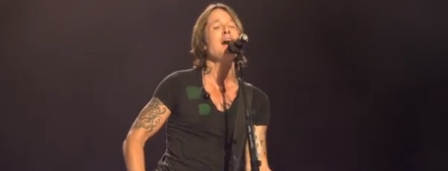 Keith Urban cover lagu Taylor Swift 'Lover'