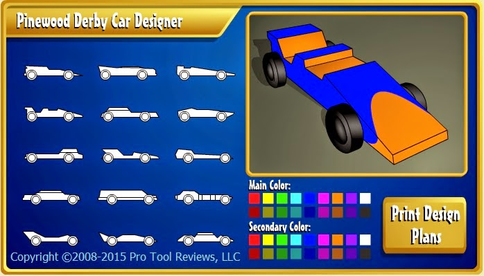 Scribbles Pinewood Derby Cars Designs And Templates