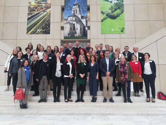 6η διαπεριφερειακή συνάντηση του έργου BIOREGIO  για την κυκλική βιο-οικονομία στη Νάντη της Γαλλίας  με τη συμμετοχή της Περιφέρειας Κεντρικής Μακεδονία