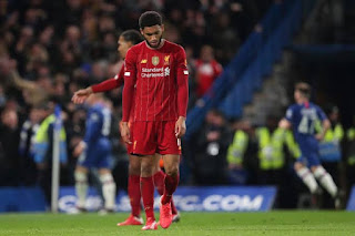 Chelsea 2-0 Liverpool: Blues give Reds 3rd loss in 4 games & knock visitors out