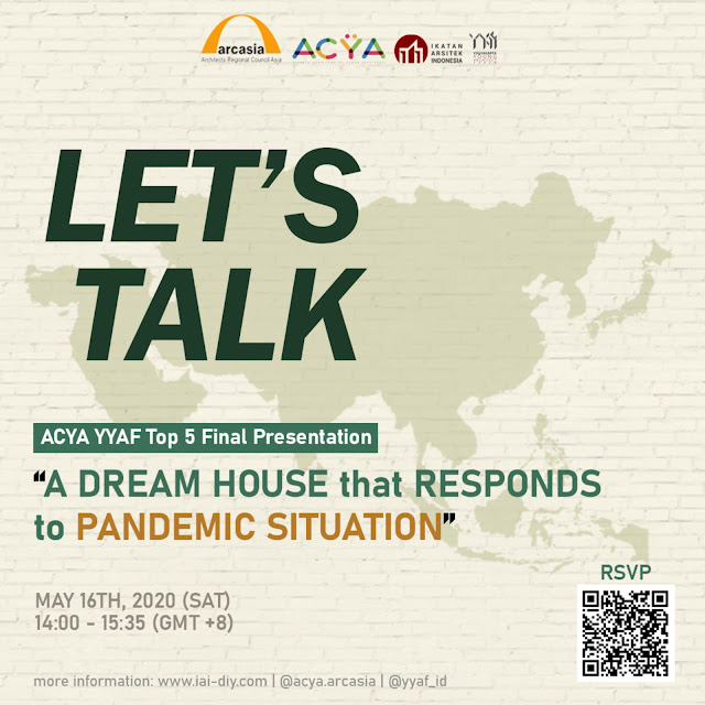 WEBINAR: FINAL WFH WORKSHOP Judging - 'A Dream House that responds to pandemic situation'