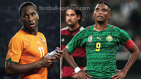 African highest Goal scorers of All time