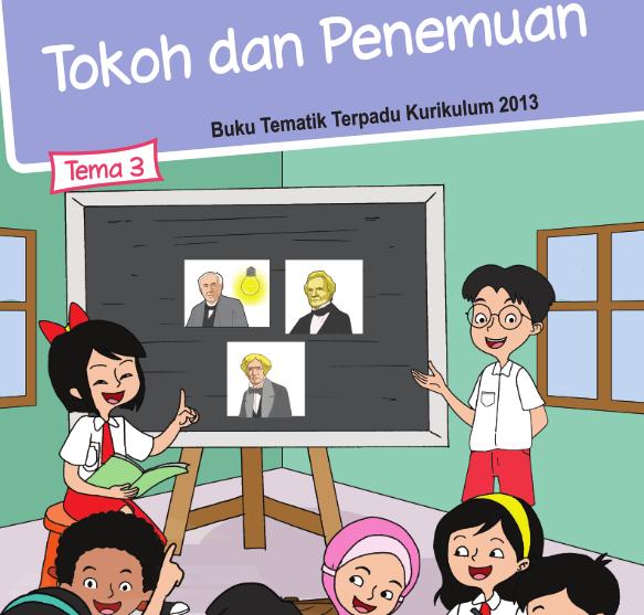 Kunci Jawaban Tematik Tema 3 Kelas 6 Kurikulum 2013 Revisi 2018 Soal Tematik Sd
