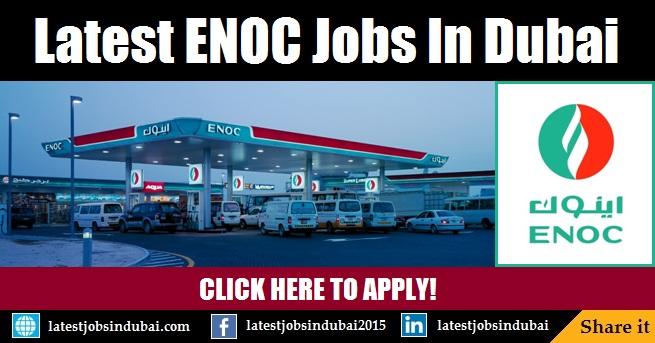 ENOC careers and jobs in Dubai
