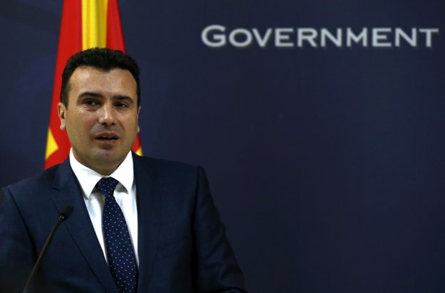 Ζάεφ: Η συμφωνία των Πρεσπών έχει μόνο πλεονεκτήματα για τους λαούς μας