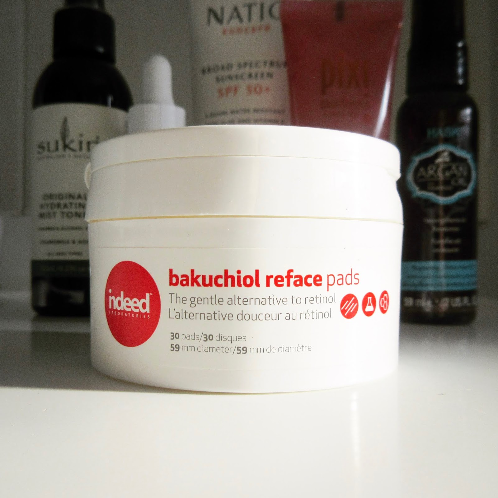 Indeed Labs Bakuchiol Reface Pads Review
