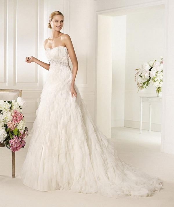 Pronovias Dreams 2013 Wedding Dresses