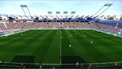 PES 2020 Stadium Stade Municipal Touluse