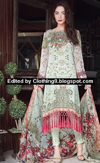 SAADIA ASAD Noor Silk Collection 2015