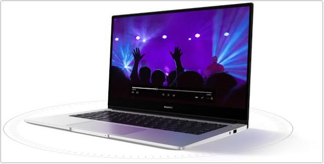 Huawei Matebook D, Laptop Andalan Huawei;Huawei Matebook D
