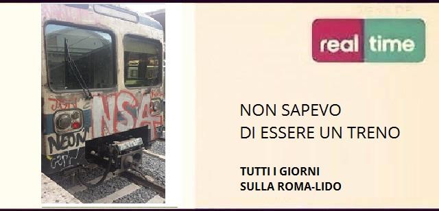 Roma-Lido: una ferrovia dimenticata e lasciata a se stessa
