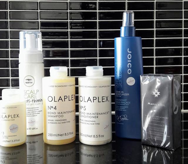 Nordic Hair House ilmainen toimitus yli 40 euron tilauksille