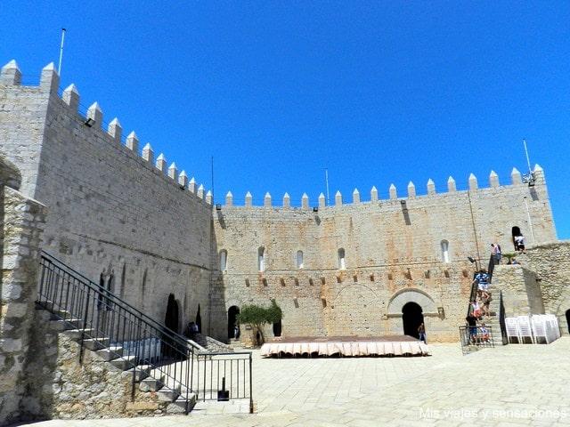 Castillo del Papa Luna, Peníscola, Castellón
