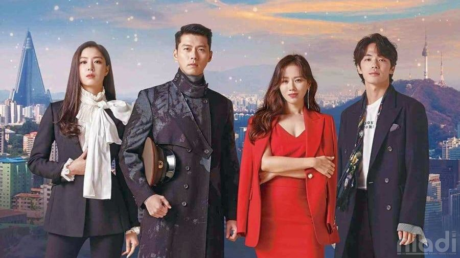 download drama korea terbaru terpopuler Crash Landing on You sub indo gratis terlengkap