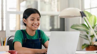 5 Tips Untuk Mencegah Sakit Punggung Dan Leher Anak Selama Mengikuti Kelas Online