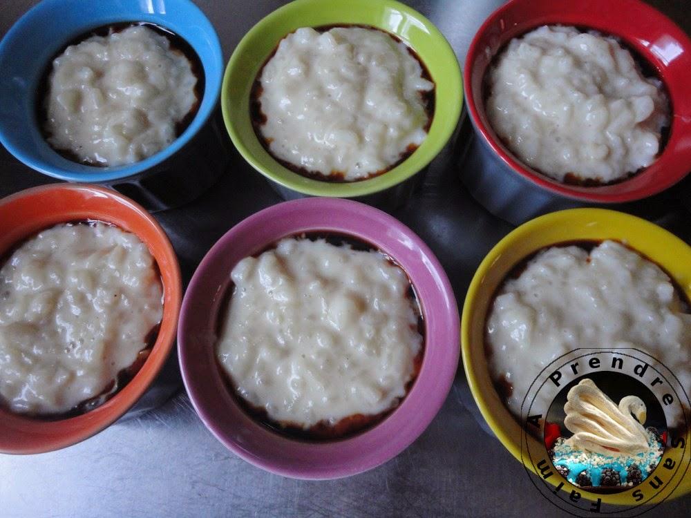 Riz au lait traditionnel