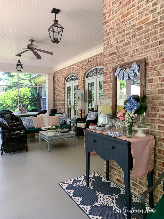 OUR SOUTHERN HOME | LEMONADE STATION