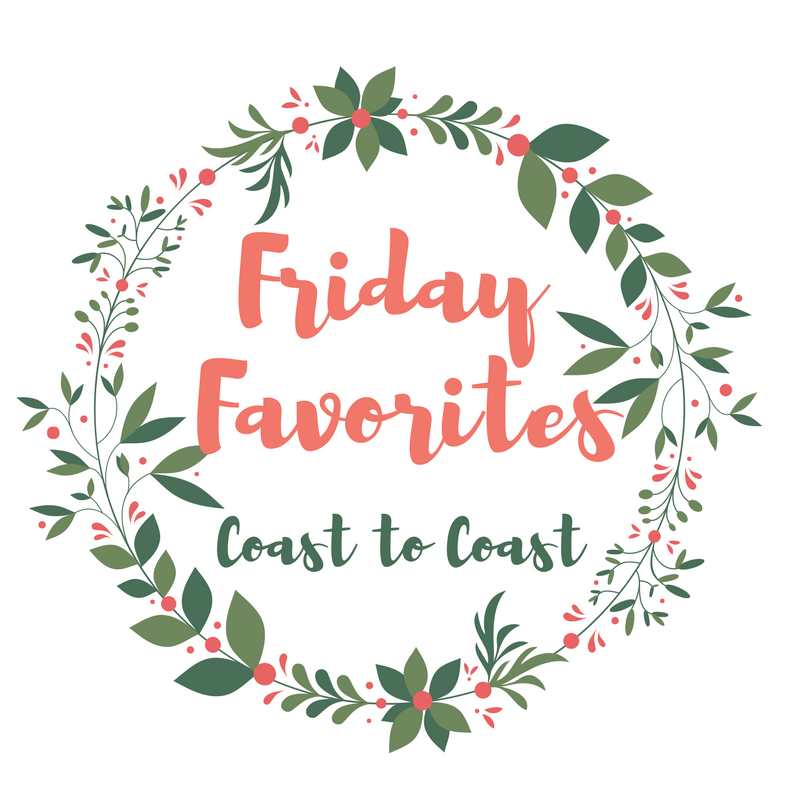 Friday Favorites #72