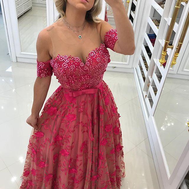 Conheça Os Vestidos Maravilhosos Da Bárbara Melo Blog