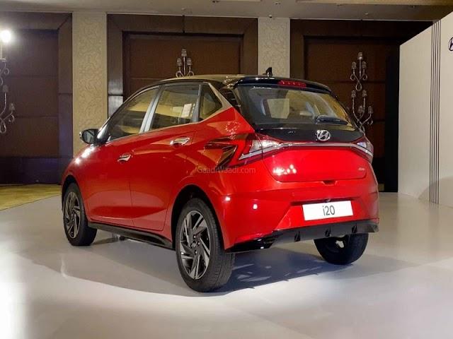 Hyundai i20 2020 hoàn toàn mới ra mắt