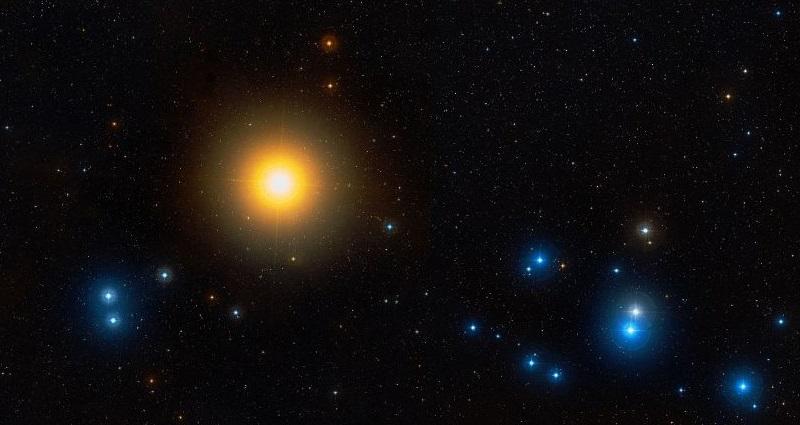 who would win? Aldebaran-star-alpha-tauri