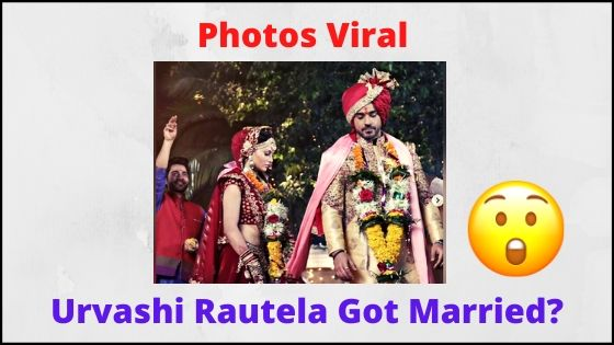 Urvashi Rautela Married With Gautam Gulati Viral Photo