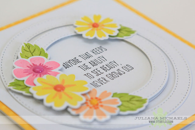 Sneak Peek of project by Juliana Michaels in the Scrapbook Generation CREATE Magazine May 2015 Issue