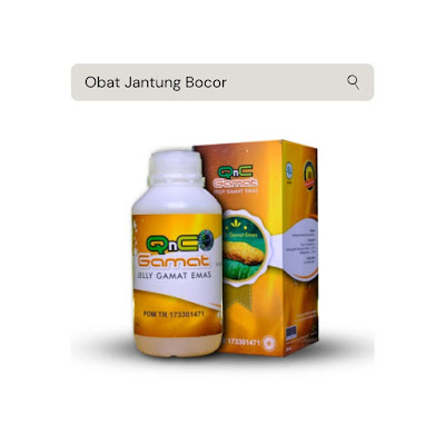 Obat Jantung Bocor QNC