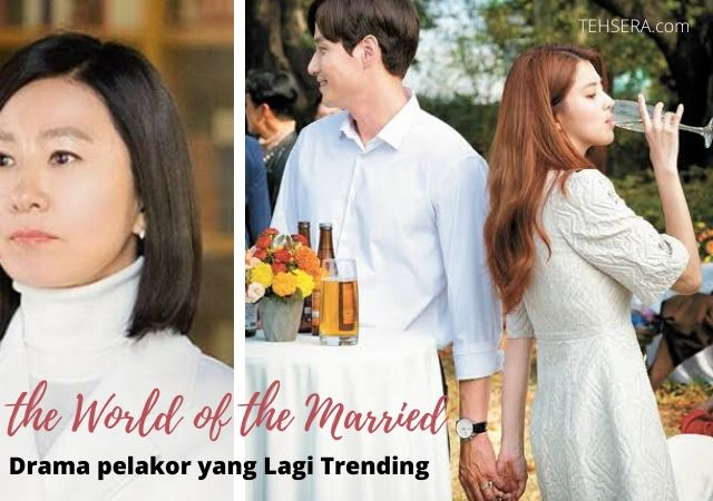 Kontroversi The World of the Married - Netizen 62 Horor!