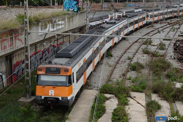 Barcelona Término - Estación de Francia