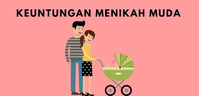 Kelebihan Menikah di Usia Muda