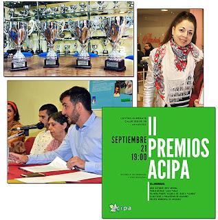 Premios Acipa Aranjuez