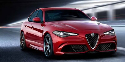 Alfa Romeo New Giulia Quadrifoglio