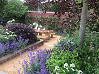 Wedgwood Garden, Jamie Butterworth, RHS Chatsworth
