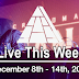 Live This Week: December 8th - 14th, 2019
