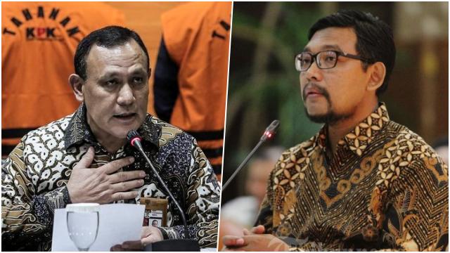 Direktur KPK Terima Tantangan Debat dengan Firli, Kalah Harus Mundur