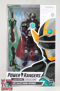 Power Rangers Lightning Collection Magna Defender Box 01