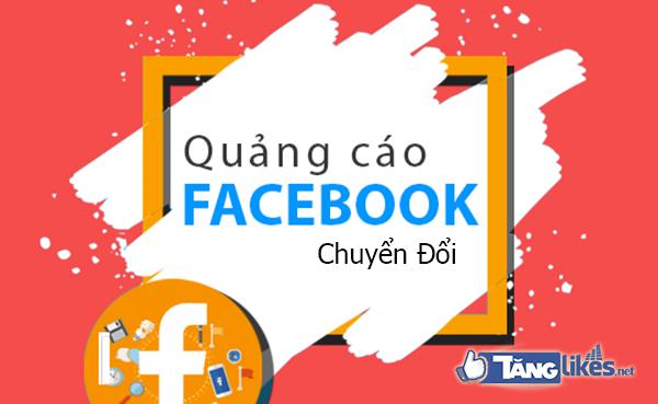 quang cao facebook chuyen doi