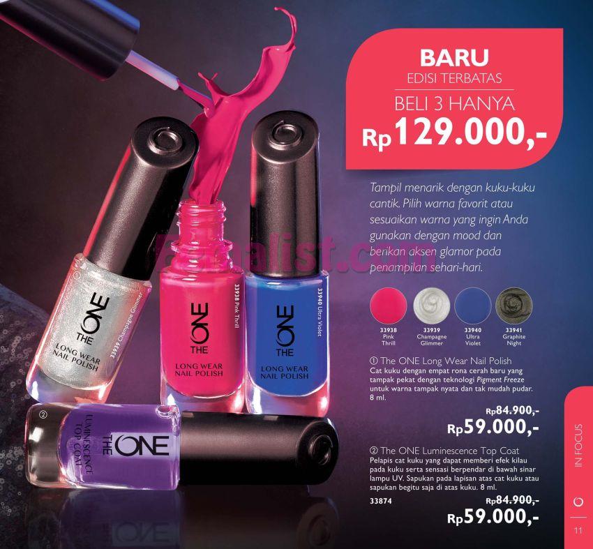 Katalog 392 Harga Produk Oriflame Beauty Indonesia
