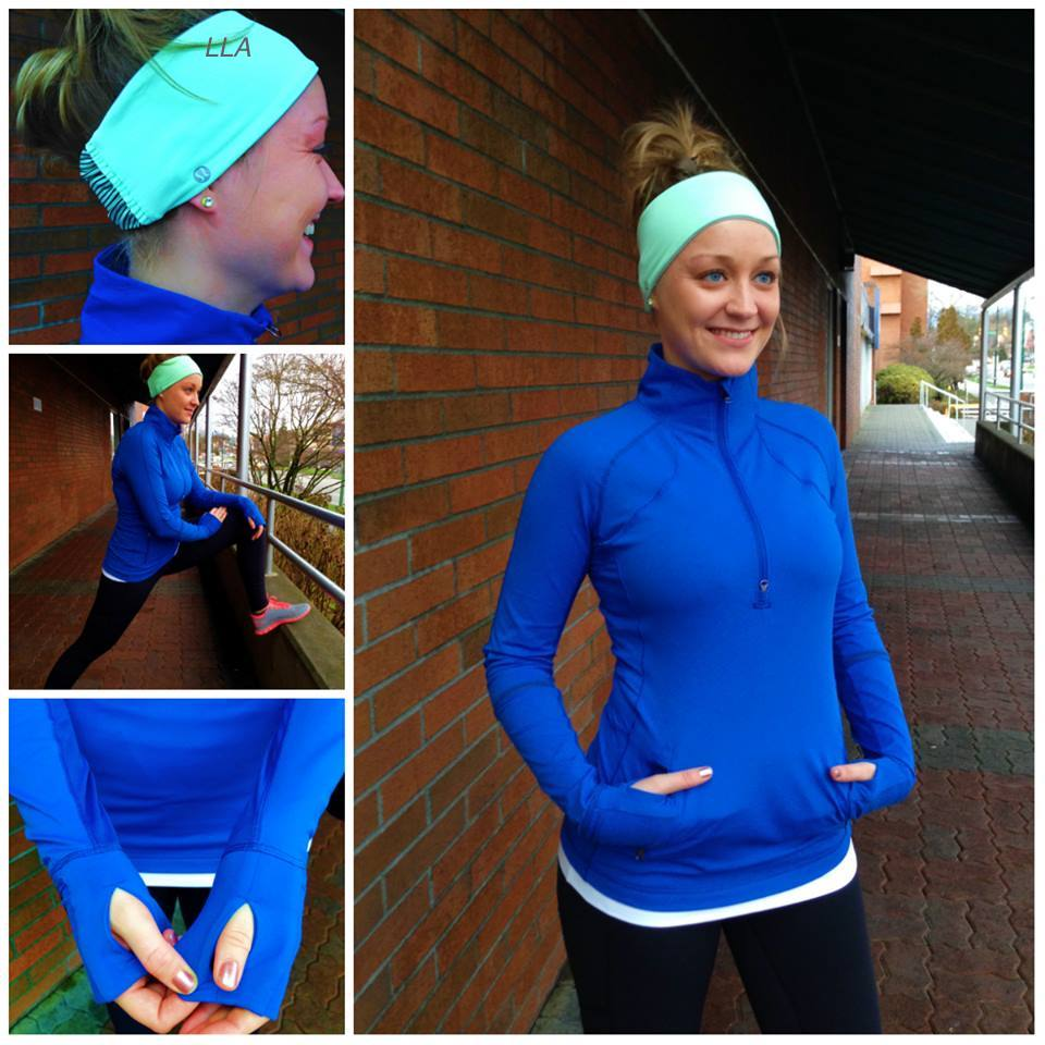 lululemon race your grace pullover