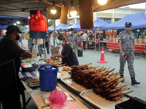 22 Bazar Ramadan Di 6 Negeri Diarahkan Tutup Berikutan Menjadi Kawasan Berisiko Tinggi Penularan COVID-19