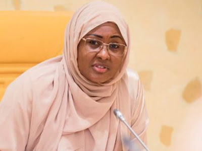 UPDATE! Aisha Buhari Disagrees With Sultan, Insists On Social Media Regulation