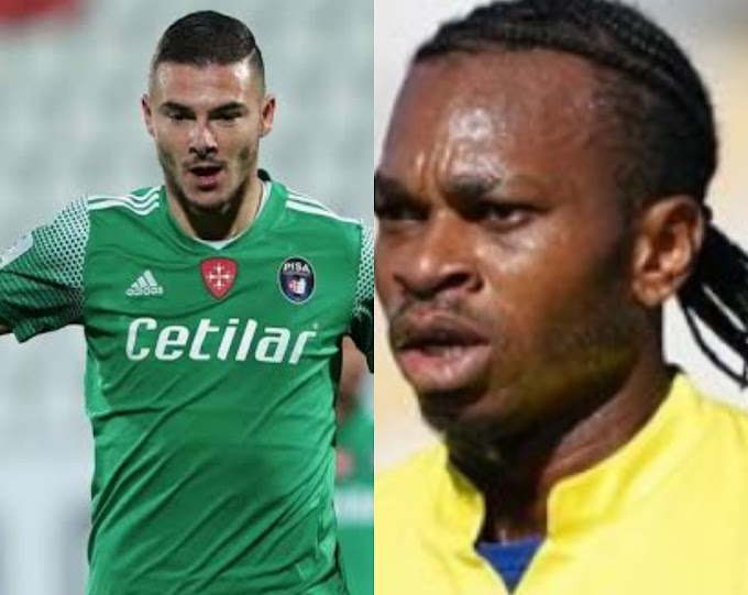 Italian Player Michele Marconi Gets 10 Match Ban For Racially Abusing Nigeria's Joel Obi