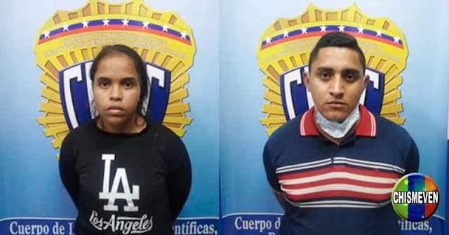 Detenidos en La Guaira por ser familiares de El Vampi