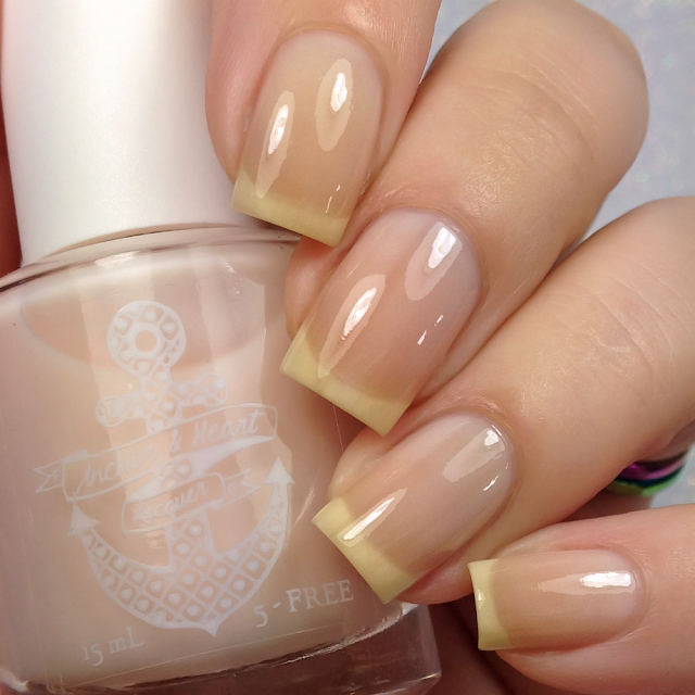 Anchor & Heart Lacquer-Mermaid Tears Deep Nutrition Base Coat