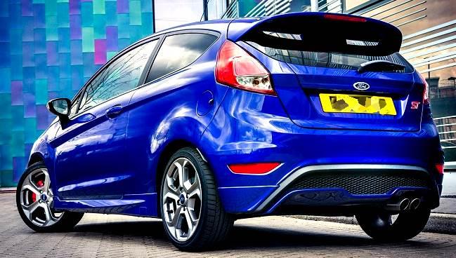 Ford Fiesta ST 2018: características generale