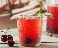 Cherry Sage Smash
